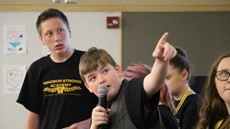Windsor Strong Students Present Community Findings