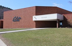 Photo of exterior of Windsor Central High School