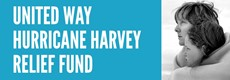 Logo of United Way of Houston's Harvey Relief Fund