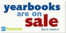 Yearbooks for sale logo