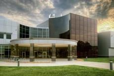 Exterior of Innovative Technologies Complex at Binghamton University