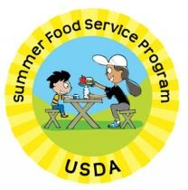 USDA Summer Food Program logo