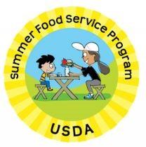 USDA Summer Food Program logo