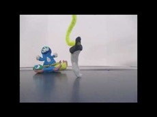 Claymation figures