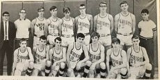 1968-69 Windsor Boys Basketball team photo