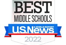 Best Middle Schools Logo