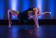 Chelsea Landers dancing