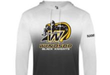 Jacket with Windsor Logo
