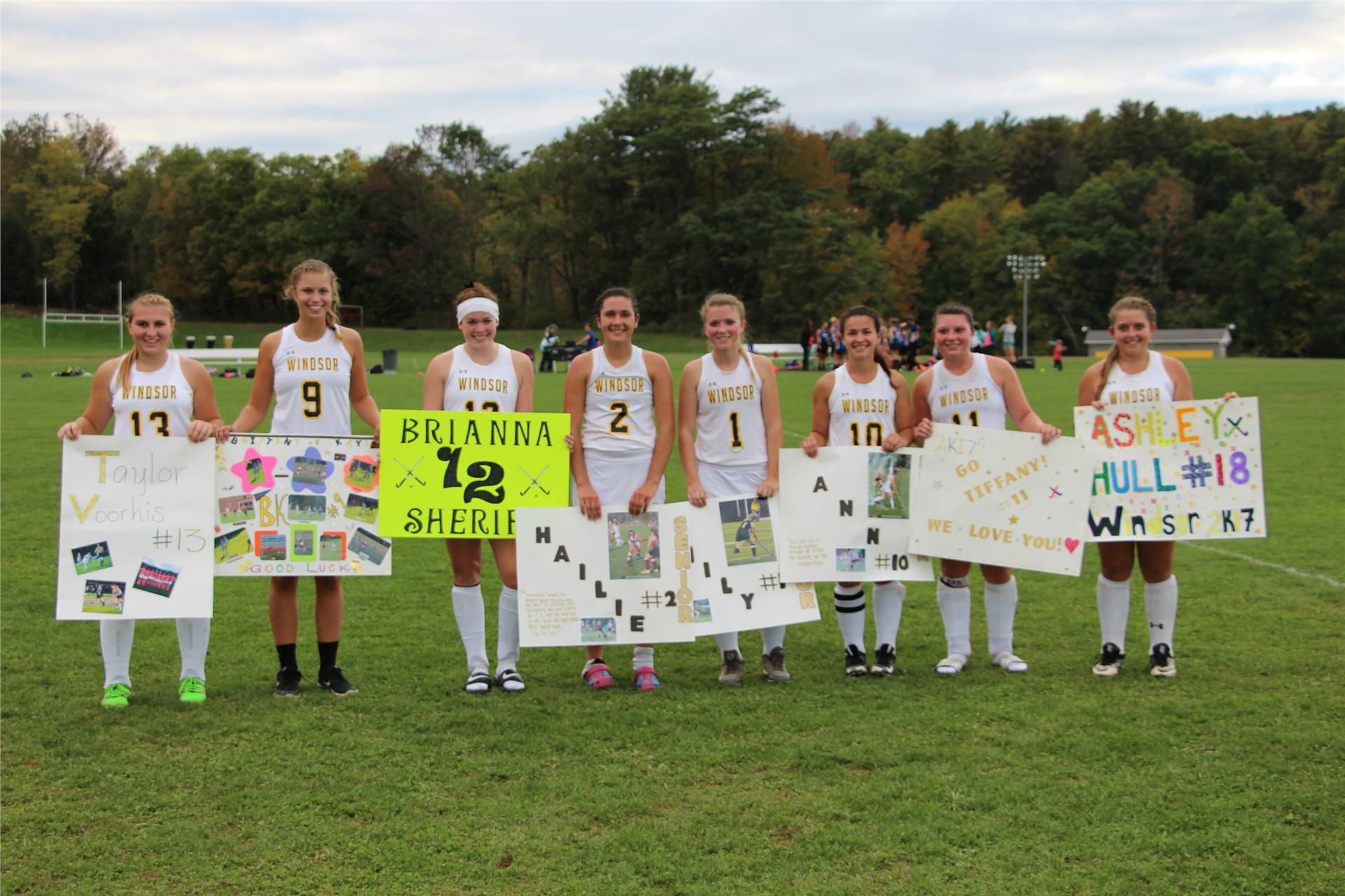Field Hockey Seniors