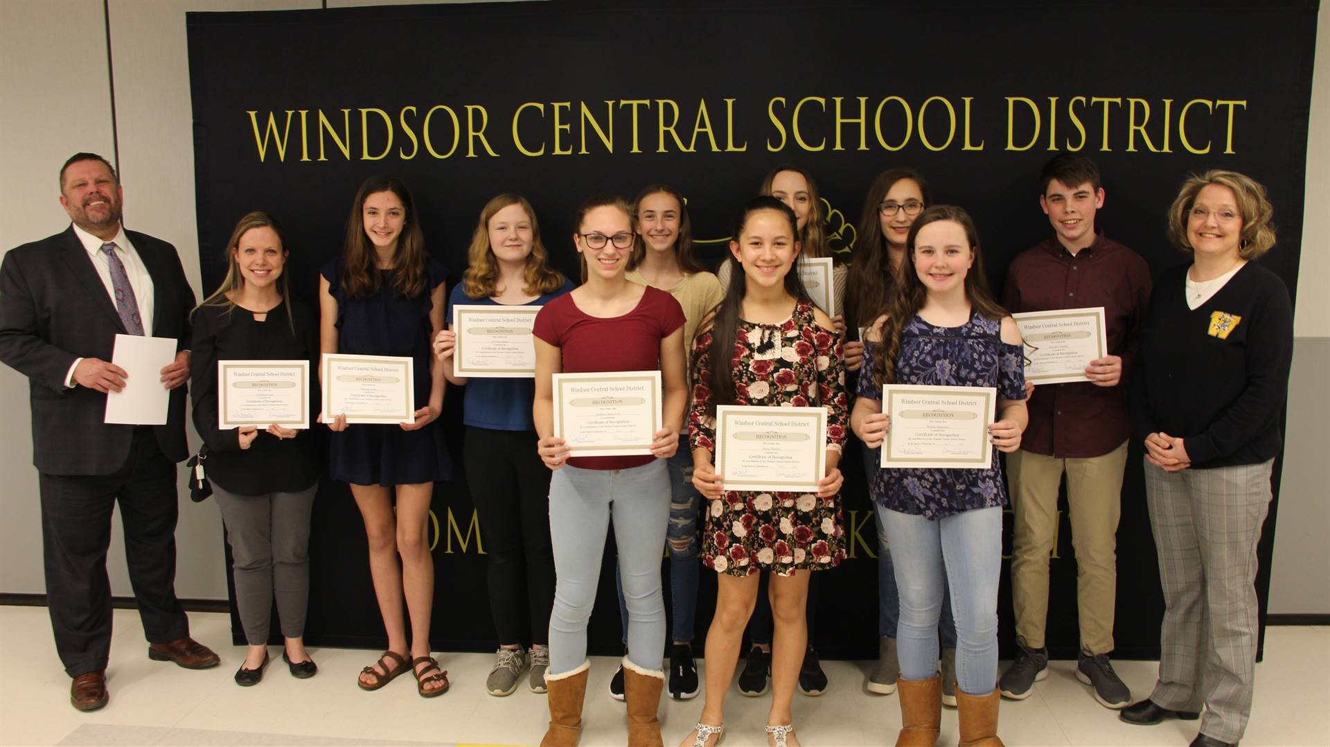 Math Counts Team: [Tori Baxter, Cassie Johnson, Jillian Munson, Aubrey Dixon, Ella Grubham, Lucy Bea